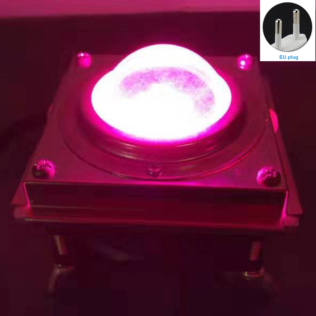 Plants Yard Grow Light Garden Bonsai Full  LED Greenhouse Flower 60W Cooling Fan Aquarium Professional Hydroponic