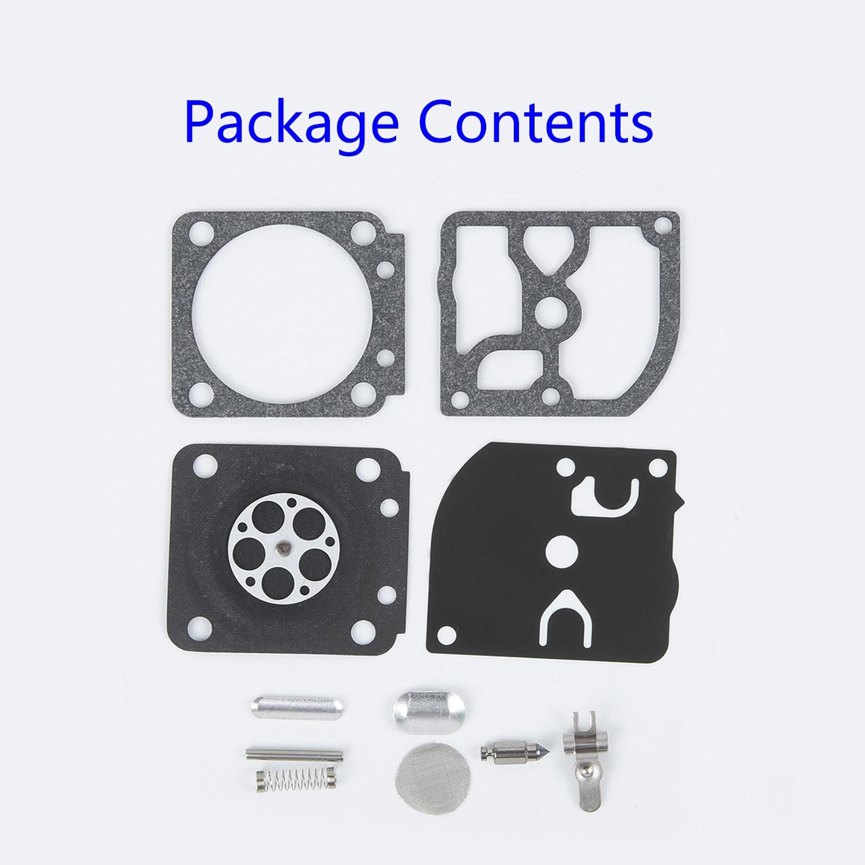 Carburetor Rebuild Kit For Zama RB-105 C1Q-S Serires For Stihl MS210 MS230 MS250