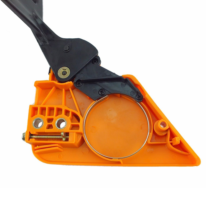 1x Brake Handle Sprocket Cover For <font><b>McCulloch</b></font> <font><b>Chainsaw</b></font> Cat <font><b>335</b></font> 440 Partner 351 image