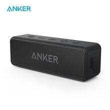 אנקר Soundcore 2 נייד Bluetooth אלחוטי רמקול טוב יותר בס 24 שעה למשחק 66ft Bluetooth טווח IPX7 מים התנגדות