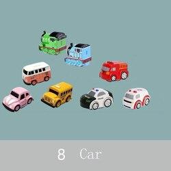 Детская развивающая игрушка детский автомобиль Приключения Игра ручной Железнодорожный трек игрушки для макарон цветная настольная игра ...