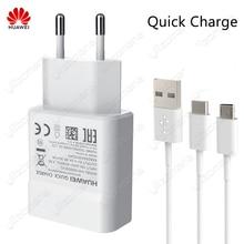 Original Huawei Fast Charger 5V/2A 9V/2A QC 2.0 USB Quick Charging For P8 P9 Plus Lite Honor 8 9 Mate 10 Nova 2 2i 3 3i