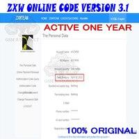 ZXW zespół 3.1 wersja schematy cyfrowy kod autoryzacji praca schemat obwodu tablica logiczna w Adaptery do telefonów komórkowych od Telefony komórkowe i telekomunikacja na