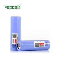Vapcell-batería recargable de iones de litio de alta descarga/capacidad, Original, 21700, 4000mah, 30A, 40T, 3,7 V, PK 30T, Envío Gratis