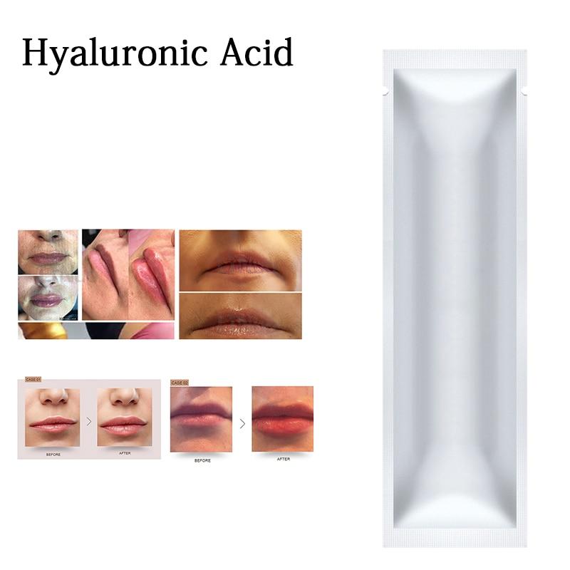2ml 4ml 8ml 10ml lips hyaluronic acid with box Cross-linked for hyaluron pen