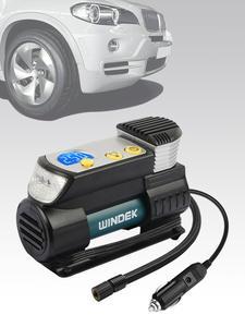 WINDEK Car-Compressor-Tire-Pump Tyre-Inflator Tires Digital Heavy-Duty 12V Super