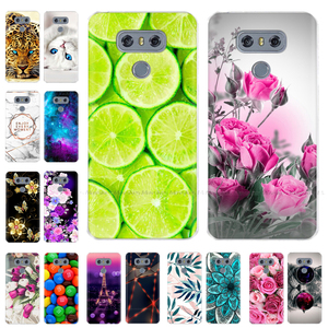 Soft TPU Case For Coque LG G4 Case Cover Silicone Painted Phone Cover For LG G4 G 4 H815 H818 G5 G6 Bumper Case Capa Funda Coque