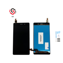 цены на High Quality For LCD huawei P8 Lite 2017 Lcd Display Screen Replacement For P8 Lite 2017 SCreen PRA-LA1 PRA-LX1+Free Shipping  в интернет-магазинах