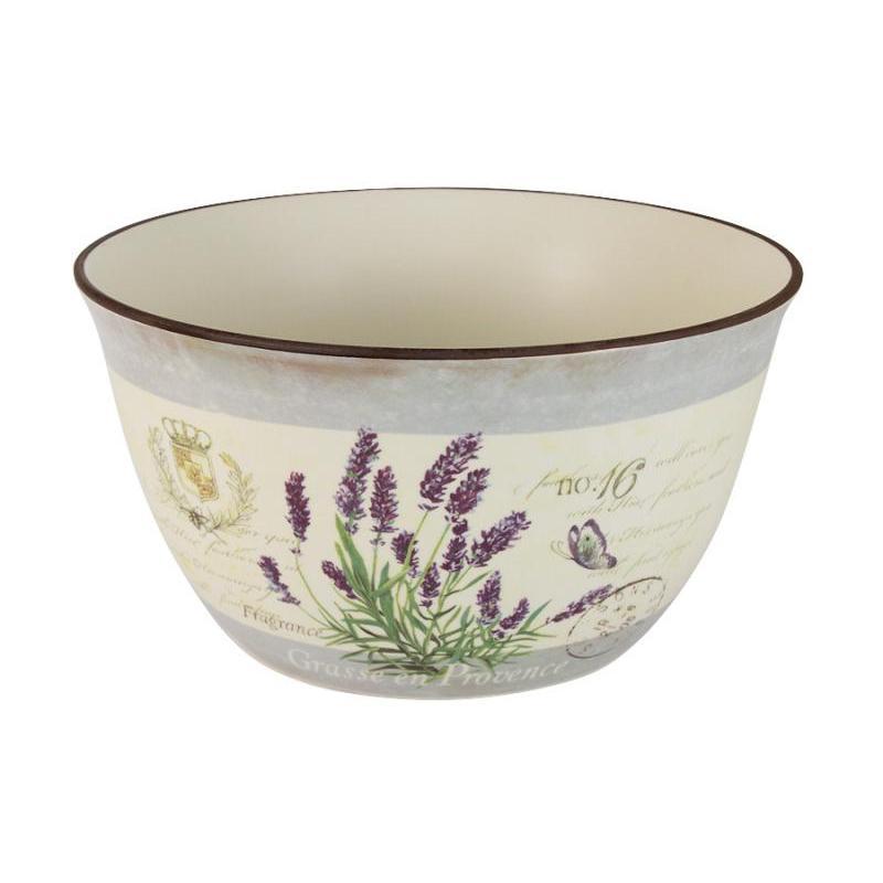 Салатник Anna Lafarg LF Ceramics, Лаванда, 23 см стоимость