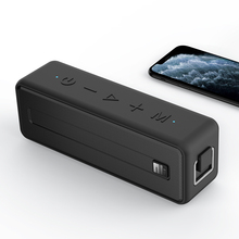 NILLKIN Bluetooth hoparlör IPX7 su geçirmez açık hoparlör Bluetooth 5.0 kablosuz Stereo patlatma bas hoparlör 1800 dakika oyun TWS