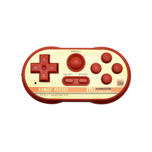 Protable Retro Game Controller Console Built 20 8Bits Games AV Output Mini Game Consoles Handheld Game Players for Family TV