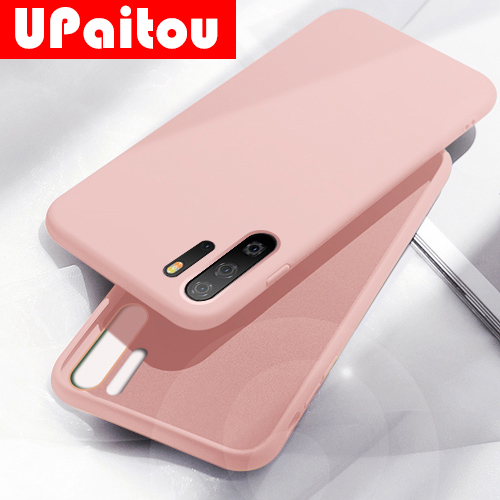 UPaitou Leather Silicone <font><b>Case</b></font> For Huawei <font><b>Honor</b></font> 9X <font><b>8X</b></font> <font><b>Max</b></font> 20 8 Pro 10 Lite 10i 20i Candy Color Couple <font><b>Case</b></font> For Honor9X <font><b>Case</b></font> image