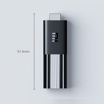 Оригинал Xiaomi Mi TV Stick Android TV 9,0 четырехъядерный процессор 1080P HD аудио декодирование Chromecast Netflix Smart TV Stick 1 ГБ 8 ГБ, алиэкспресс на русском с доставкой