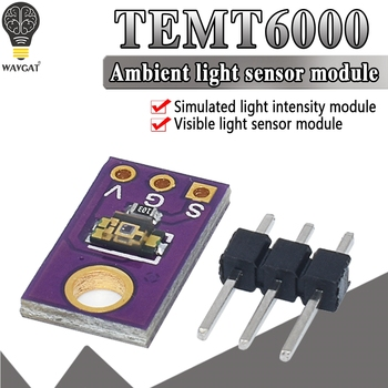 TEMT6000 Light Sensor Professional Module For Arduino - discount item  6% OFF Active Components