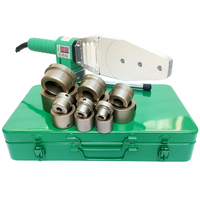 Tube Hot Melter PPR 1200w High Power Welding Machine PE Water Pipe Plastic Ironing Machine For Hydropower Home