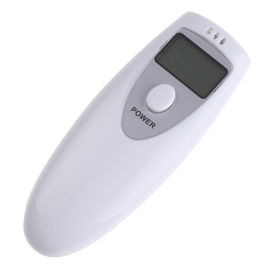 Alcohol Tester Mini LCD Digital Display Alcohol Breath Analyzer Breathalyzer Test Testing AD03 Professional easy use