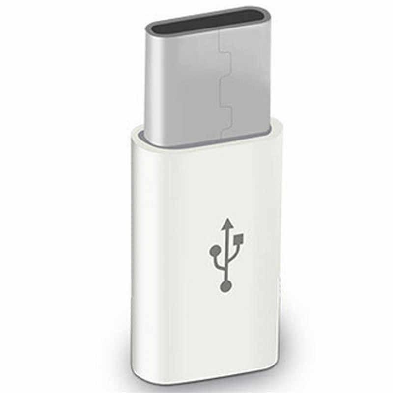 5 قطعة العام USB 3.1 مايكرو نوع C محول الشحن كابل بيانات محول المشتركة ل الذكية المنتج اكسسوارات السيارات الداخلية
