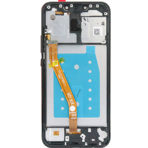 Image 4 - Оригинальный дисплей 6,3 дюйма с рамкой для замены для Huawei Mate 20 Lite, ЖК дисплей с сенсорным экраном и дигитайзером в сборе Mate20 Lite