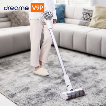 Dreame V9P 20000 Pa Handheld Cordless Vacuum Cleaner Cyclone Filter Carpet Sweep Dust Collector Cleaning Machine For Home