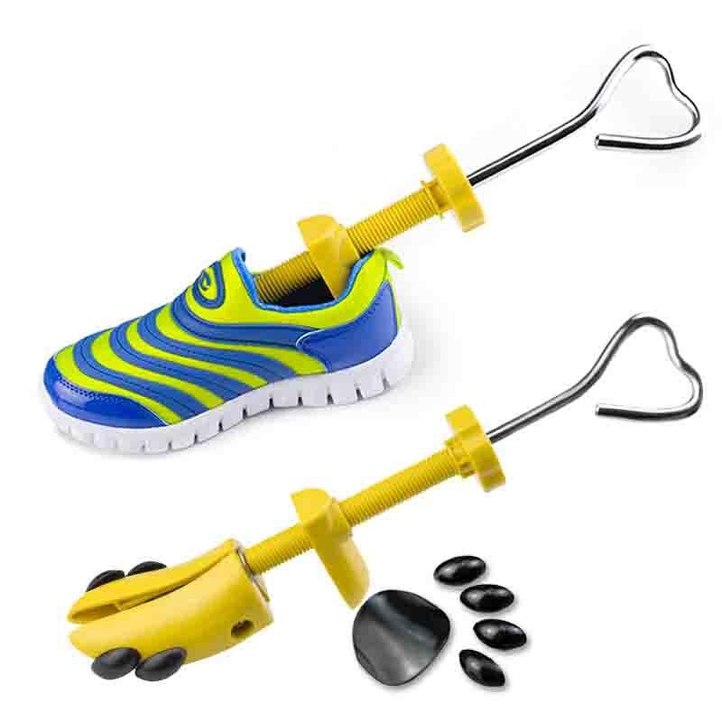 Children Shoe support Adjustable Shoes Stretcher Heels Boots Trees Shaper Expander Unisex Plastic Maintain Shape Shoe support