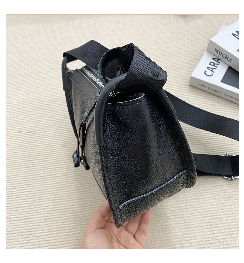Fashion Genuine Leather Ladies Shoulder Bag Simple Crossbody Bags for Women Luxury Brand HandBags Women Bags Designer Totes Bags