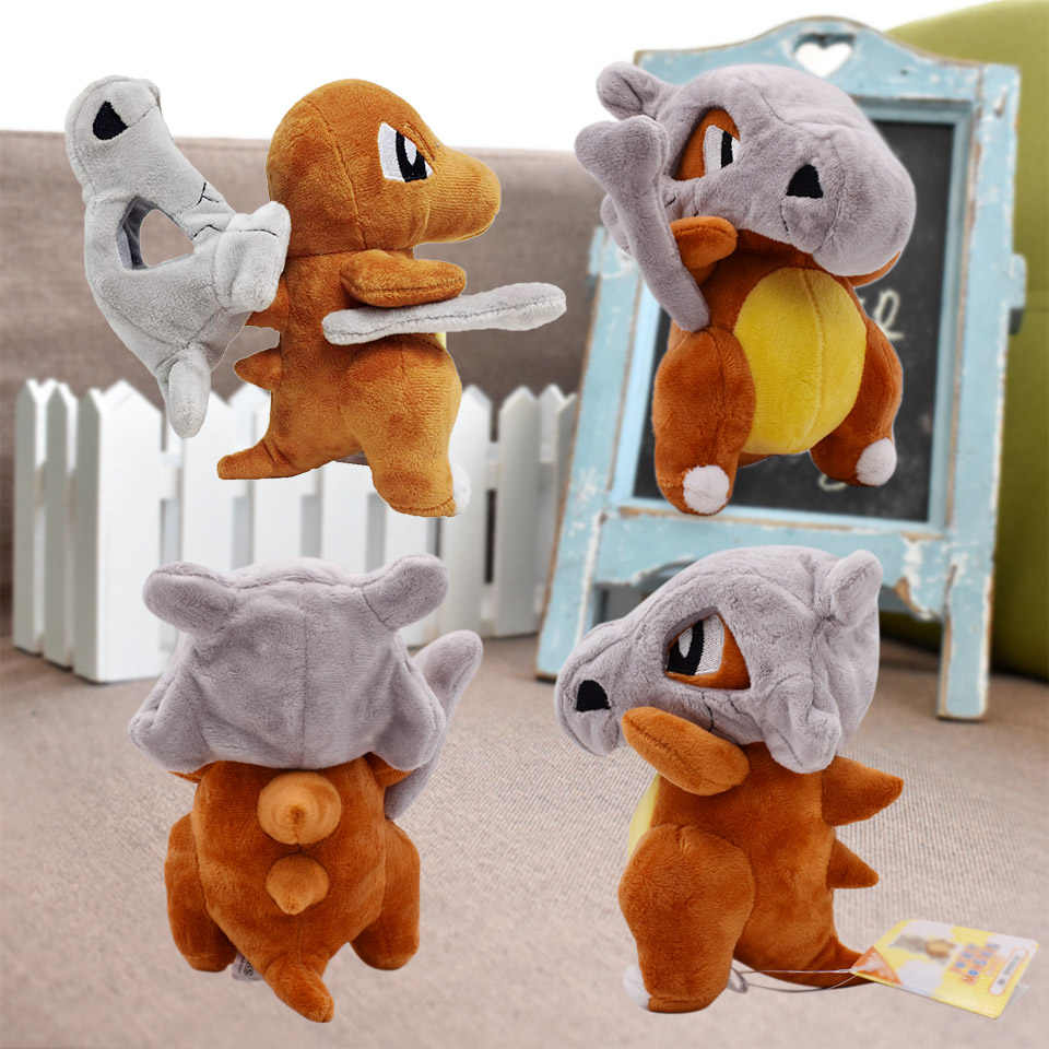 Pikachued Lapras Jigglypuff Dragonite Snorlax Psyduck Cubone Squirtle Bulbasaur Charizard Togepi Mew Plush น่ารักของเล่นตุ๊กตา