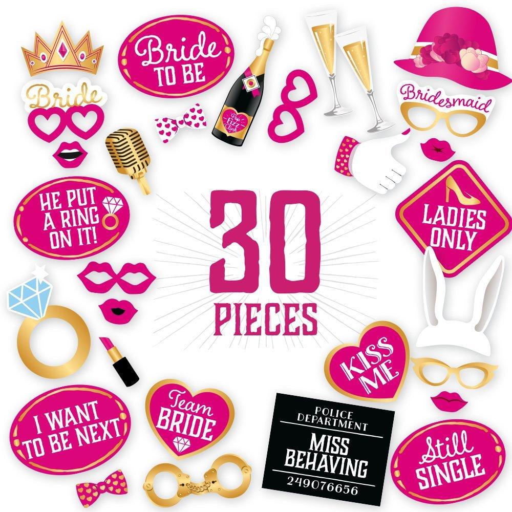 Bachelorette Party Decoration Confetti Fun Night Out Props Bachelor Party Decoration Supplies Girls Night Out