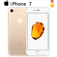 Unlocked Apple iPhone 7 4G LTE Smartphone 32GB/128GB ROM NFC 1960mAh IOS Mobile phone Used 99% new