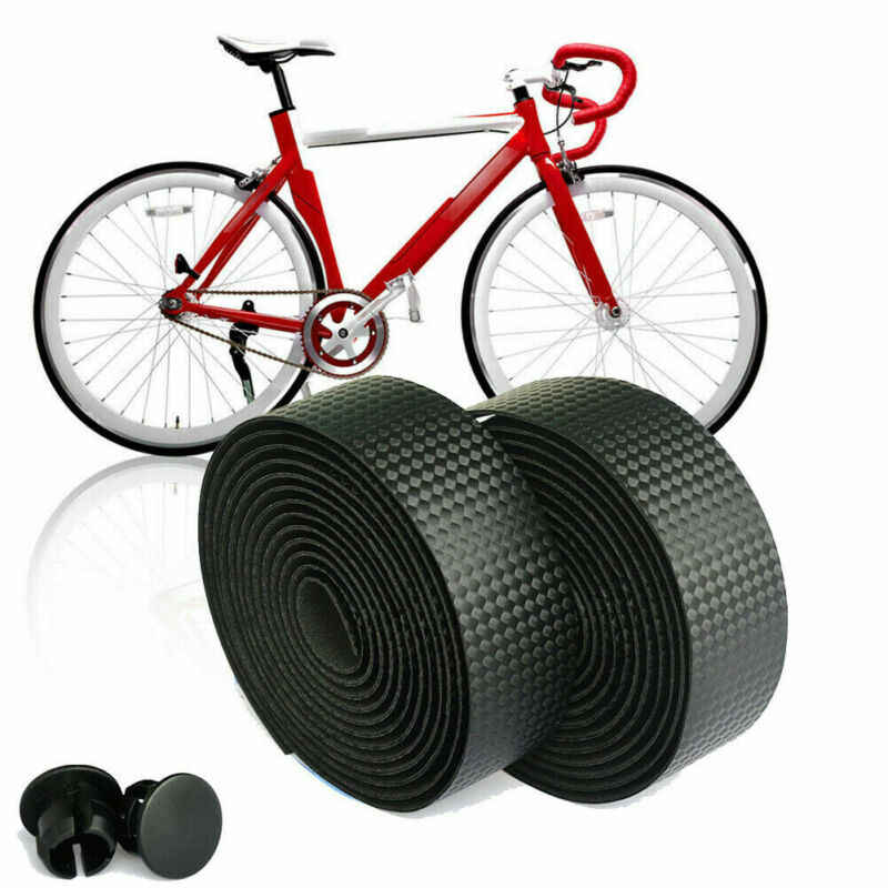 Outdoor Sports Non-slip Road Bike Handlebar Tape Bicycle Drop Bar Wrap Stable