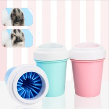 Paw Cleaner Pet-Foot-Washer Pet-Dog Portable Cup Combs Quickly-Wash-Dirty
