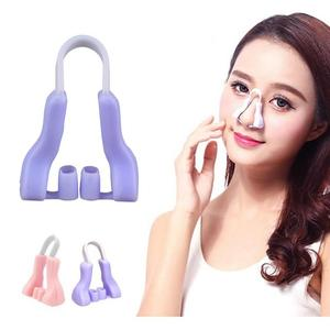 1PC Nose Shapers Silicone Shaping Lifting Nose Up Clip No Pain Shaper Beauty Tool Portable Durable Easy Use Cleaning Dropship