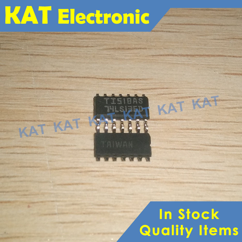 5PCS/Lot SN74LS136 74LS136D 74LS136 SN74LS136D SN74LS136DR SOP-8 QUADRUPLE 2-INPUT EXCLUSIVE-OR GATES