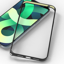 Metal frame Case For iPhone 12 Pro Max case cover Bumper funda luxury For iPhone 12 Pro coque cover phone case shell case