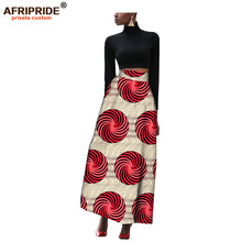 2017african skirt  fashion dress for women new pattern fabrics bazin riche femme clothing high wasitline africane style A722705