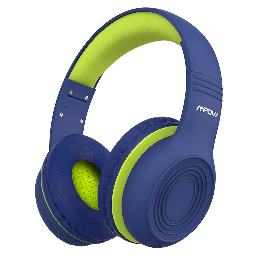 Mpow-CH6-Kids-Headphones-85dB-Hearing-Protection-Over-Ear-Kids-Headset-Foldable-Adjustable-Wired-Headphone-with-Mic-1