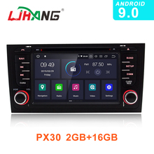 Auto Navigation RS6 autoradio