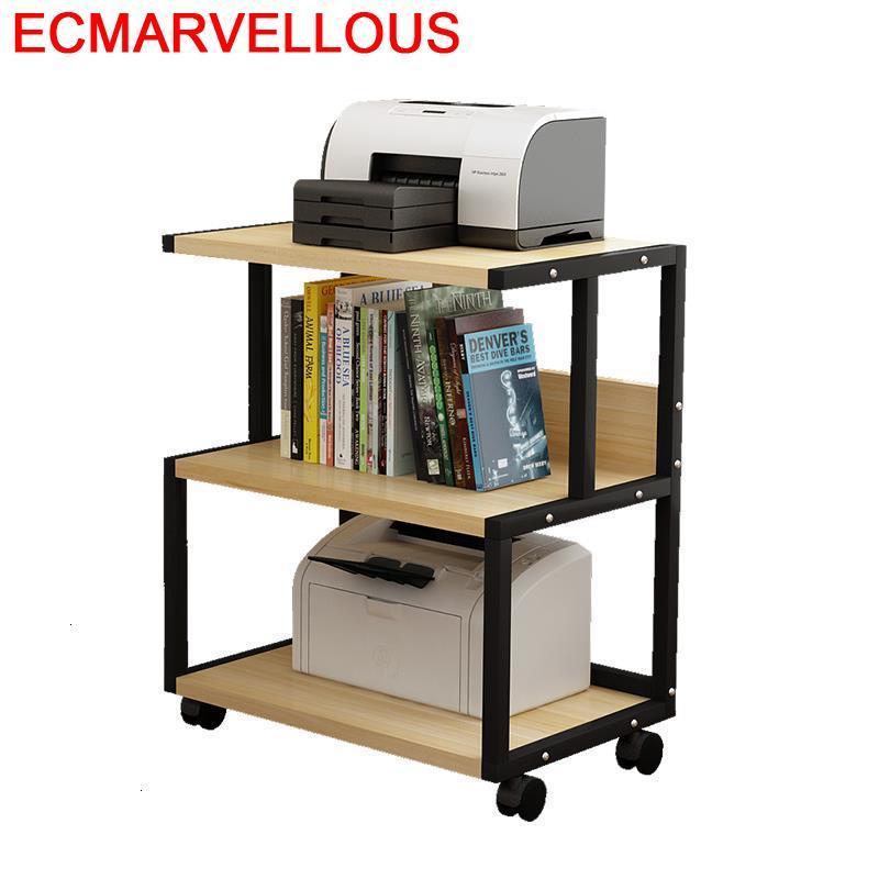 Agenda Fundas Sepsradores De Madera Metalico Printer Shelf Archivadores Archivero Mueble Archivador Para Oficina Filing Cabinet