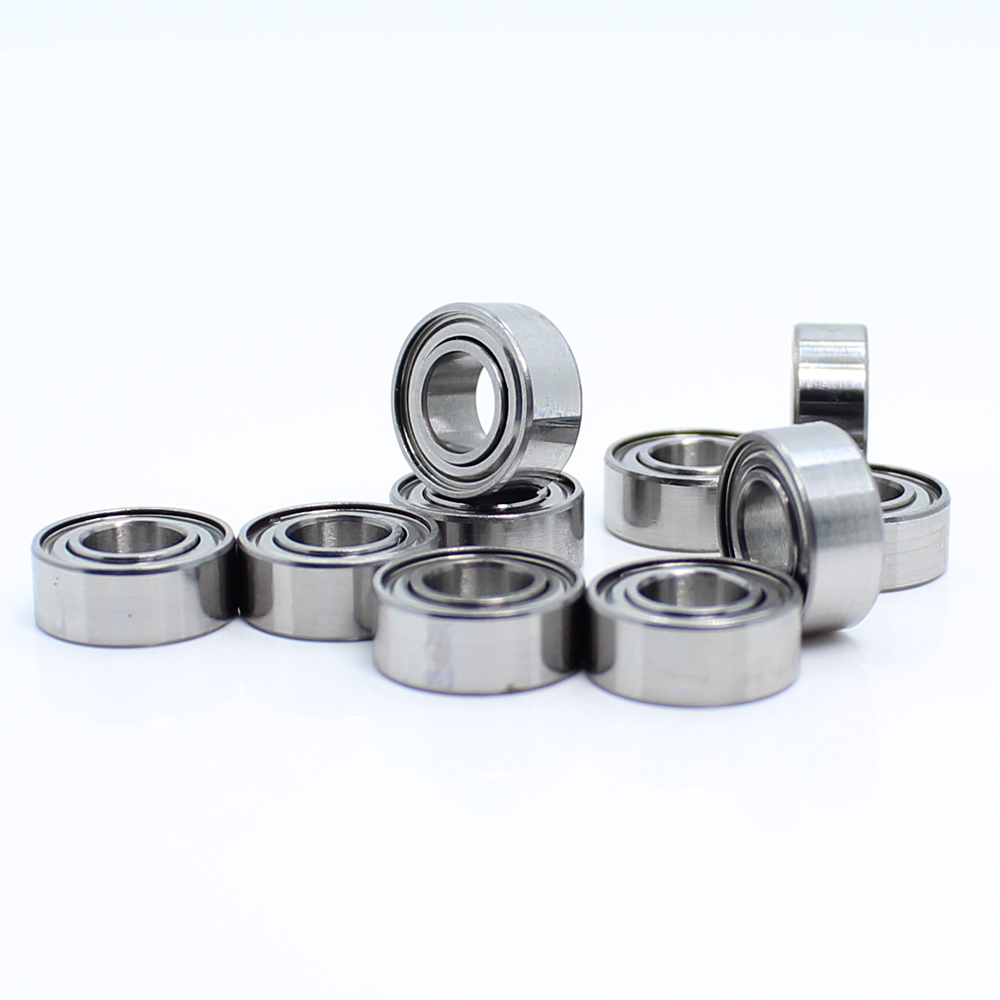 MR105zz Bearing 5*10*4 Mm ( 10 PCS ) ABEC-5 Miniature MR105 Z ZZ High Precision MR105Z Ball Bearings