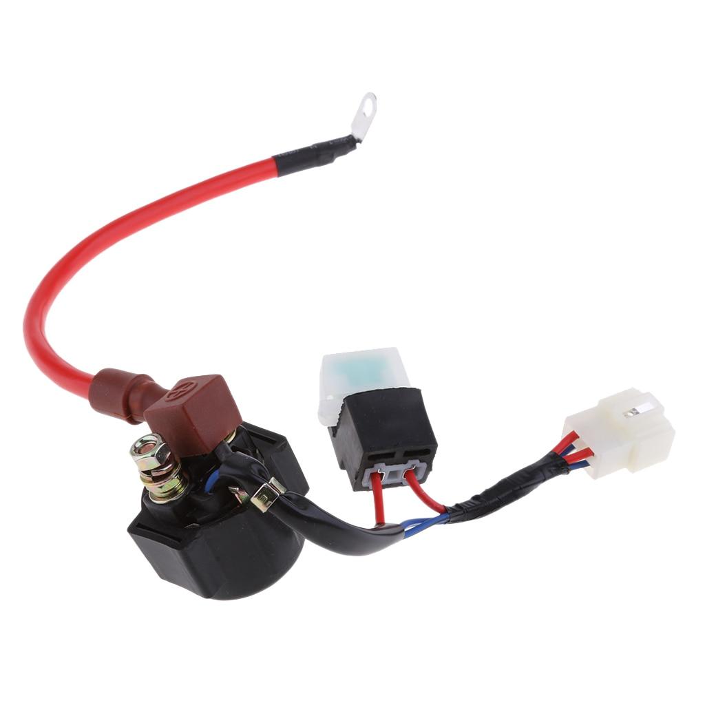 Starter Relay Solenoid For UTV 500 700 Hisun 400 500 700 800CC MSU-500 700