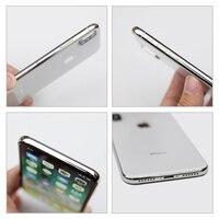 Original Apple iPhone X Hexa Core Smartphone 5.8'' 3GB RAM 64/256/512GB ROM A11 Bionic Unlocked Used iPhone X Mobile Phone 2