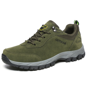 Image 2 - PUPUDA men casual shoes Autumn Winter new sneakers men hiking shoes Classic outdoor non slip sport shoes big size 12.5 fashion