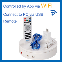 ComXim MT200RUWL20 リモコン、無線 Lan 、 USB 、回転電動ターンテーブル写真、ディスプレイ、サポート二次開発