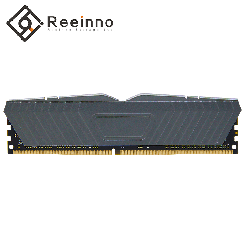 Reeinno 8GB DDR4 3000MHz 1.2V NON-ECC 284-pin DIMM Desktop Ram Lifetime Warranty For Computer Games RAMS