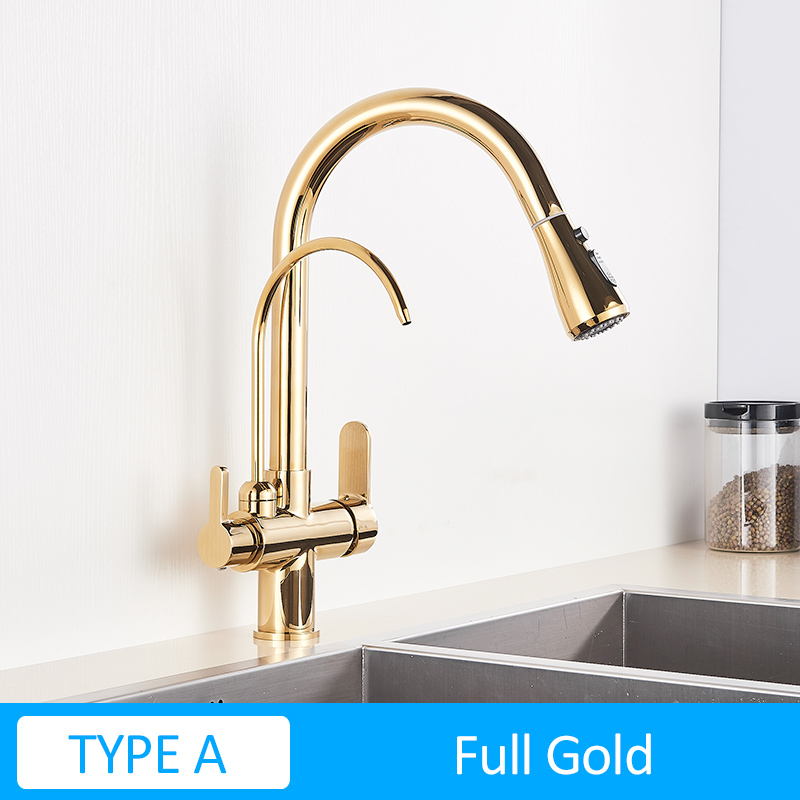 TYPE A Gold