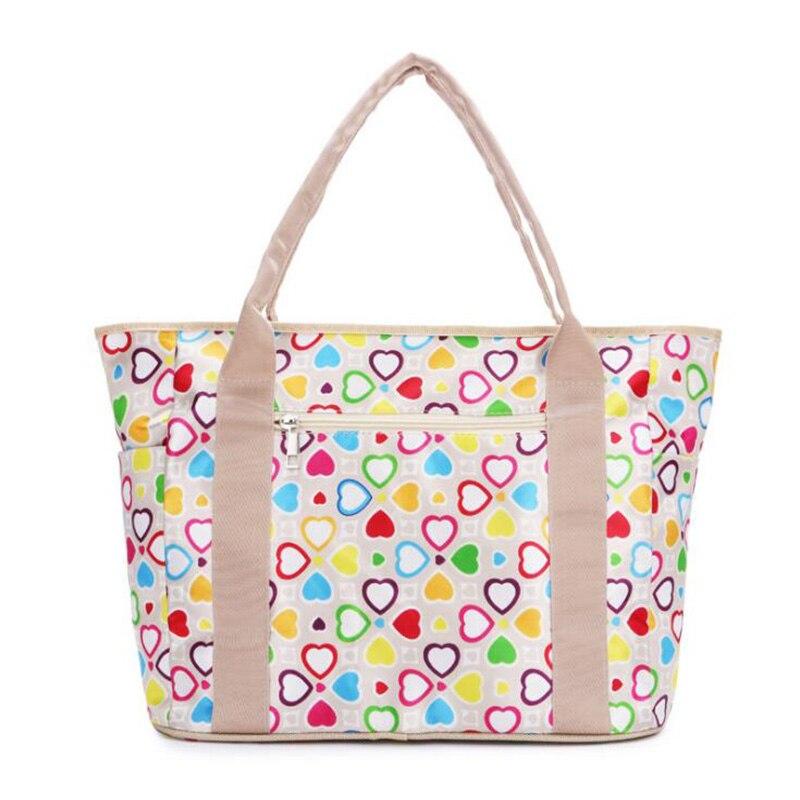 Waterproof Baby Bags For Mom Mummy Maternity Handbag Multifunction Large Pregnant Woman Shoulder Bags BDL005