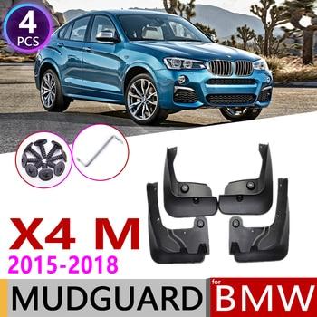 Переднее заднее крыло автомобиля для BMW X4 M40i M Sport F26 2015 2016 2017 2018 крыло брызговик щиток брызговиков аксессуары для брызговиков