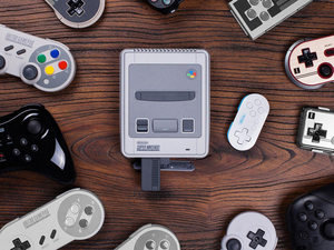 Image 5 - 8BitDo RetroสำหรับMini NES SNES Classic Editionอะแดปเตอร์บลูทูธความเข้ากันได้PS3 PS4 Wii U Proเกมcontroller