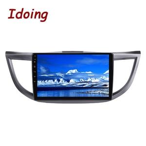 Image 5 - Idoing автомобильный мультимедийный плеер на Android, экран 10,2 дюйма, 4 Гб + 64 ГБ