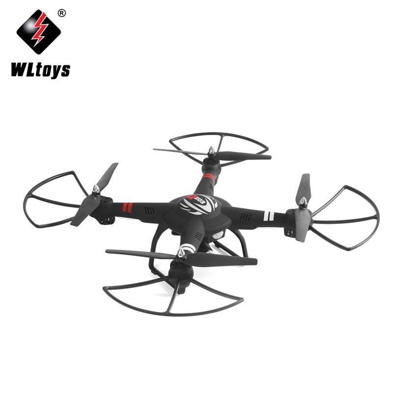 WLtoys Q303 Brand Nieuwe RC Drones 5.8G FPV 720P Camera Drone 4CH 6 Assige Gyro RTF RC Quadcopter LED Licht Headless Modus Helicopter - 2