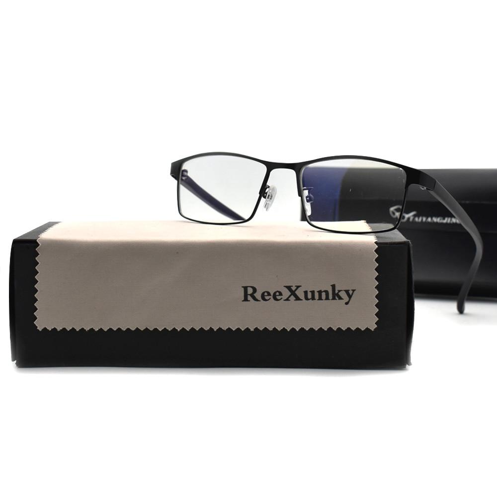 2020 Anti Blue Light Glasses Men Computer Screen Eye Protection Anti Radiation Eyewear Frames Goggles Anti Eye Fatigue Glasses